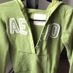Lot of Aeropostale hoodie and sweatpants